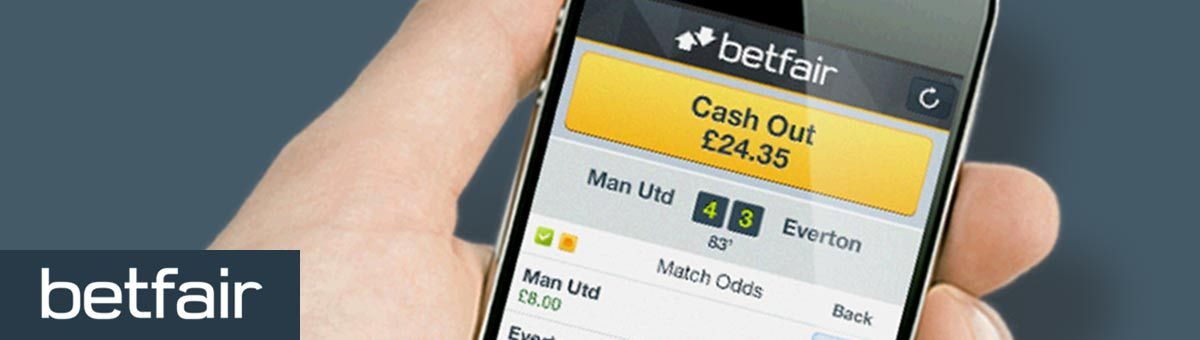Betfair мобилен cash out