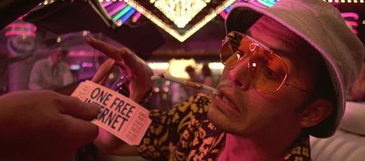 Страх и омраза в Лас Вегас (Тери Гилиам, 1998)